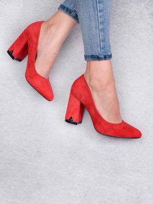 Туфли красные | 5649299