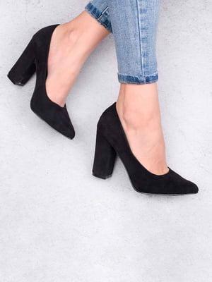 Туфли черные | 5649313