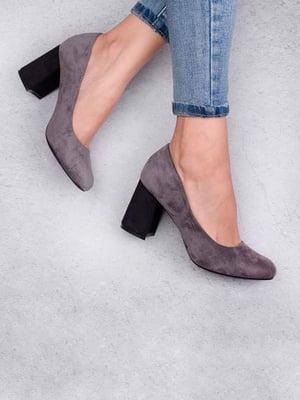 Туфли серые | 5649321