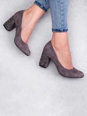 Туфли серые | 5649326