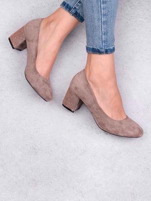 Туфли бежевые | 5649329