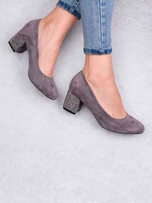 Туфли серые | 5649330