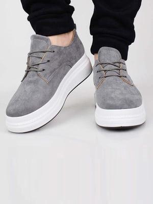 Туфли серые | 5650855