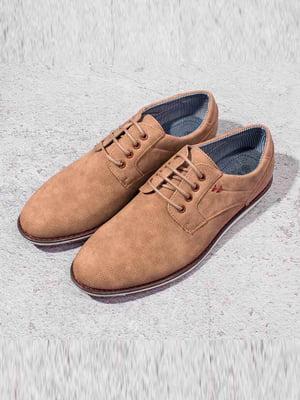 Туфлі коричневі | 5648915