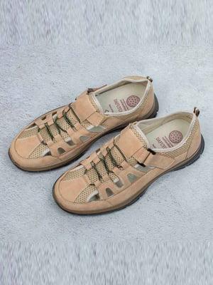 Туфли бежевые | 5649011