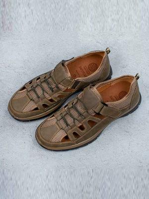 Туфлі коричневі | 5649014