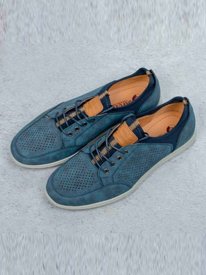 Туфли голубые | 5649022