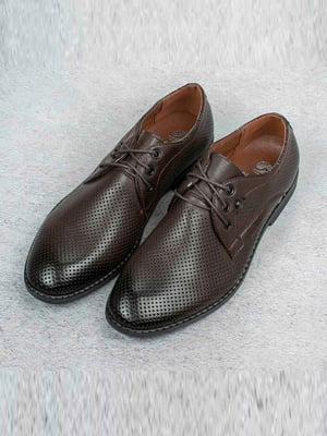 Туфлі коричневі | 5649034