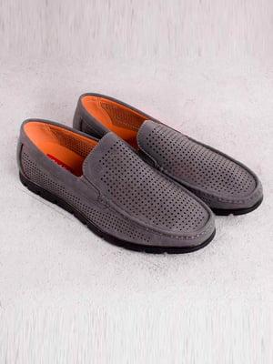 Туфли серые   5649043