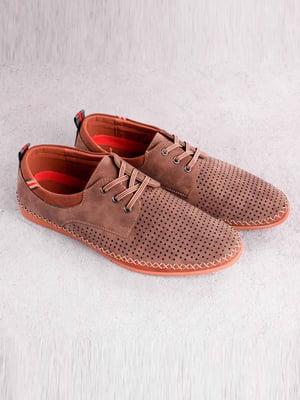 Туфлі коричневі | 5649045