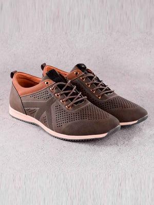 Туфлі світло-коричневі | 5649050