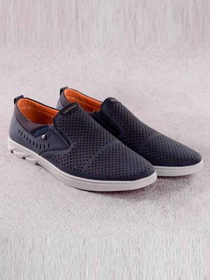 Туфли синие   5649052