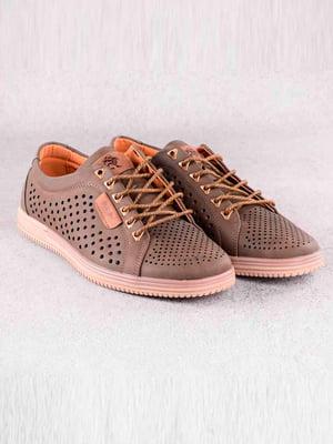 Туфли цвета хаки | 5649058