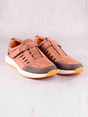 Туфлі коричневі | 5649064