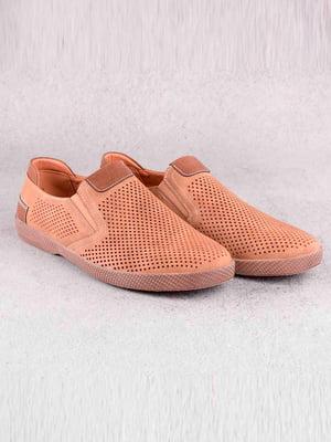 Туфли бежевые   5649065