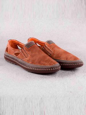 Туфли коричневые | 5649071