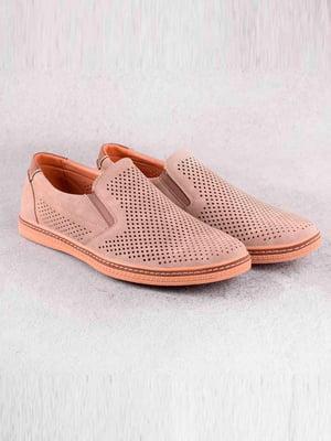 Туфли бежевые | 5649075