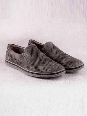 Туфли серые   5649076