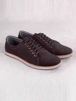 Туфлі коричневі | 5649088