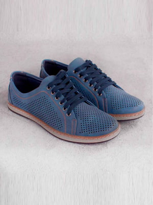 Туфли синие | 5649090