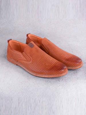 Туфлі коричневі | 5649092