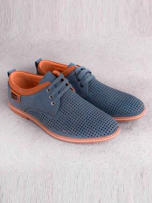 Туфли синие | 5649098