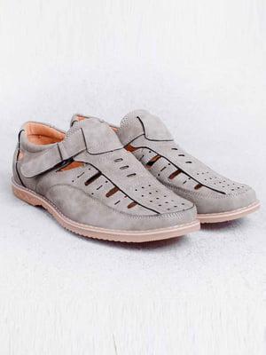 Туфли серые   5649106
