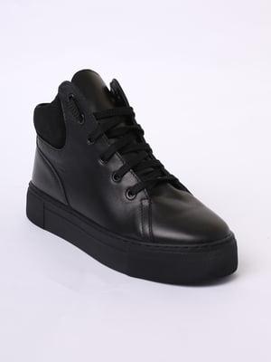 Ботинки черные   5655639
