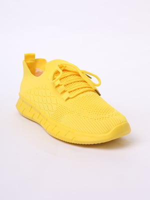 Кросівки жовті | 5655642