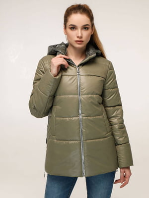 Куртка оливкового цвета | 5663301