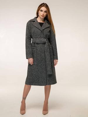Пальто сіре | 5663326