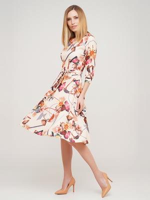 Сукня в квітковий принт   5663603