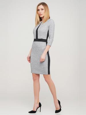 Платье серое | 5663604