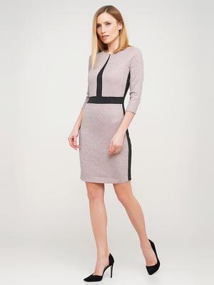 Сукня пудрового кольору | 5663605