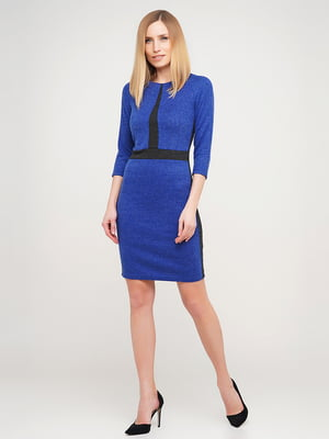 Платье цвета электрик | 5663606