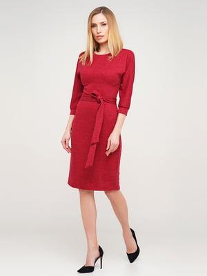 Платье красное | 5663609