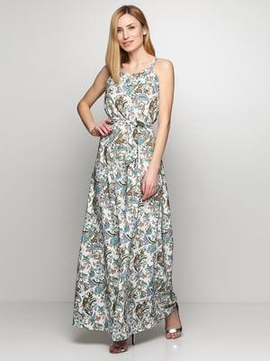 Платье в принт | 5663625