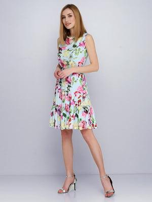 Сукня в квітковий принт | 5663633