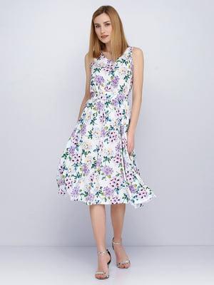 Сукня в квітковий принт | 5663638