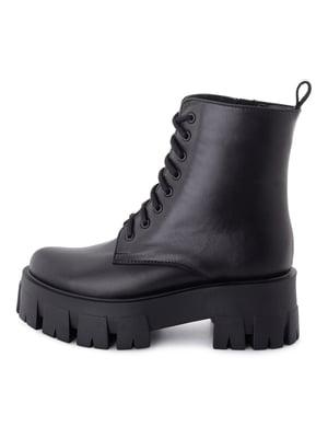Ботинки черные | 5663261
