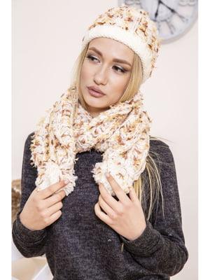 Комплект: шапка и шарф | 5663827