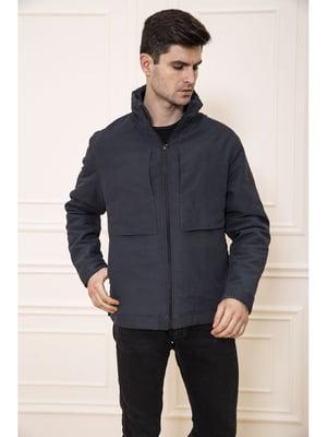 Куртка темно-синяя | 5663877