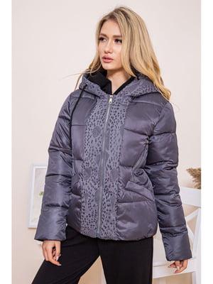 Куртка графитового цвета | 5663885
