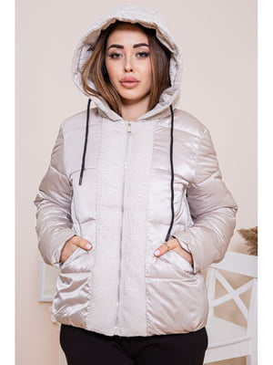 Куртка бежевая | 5663886
