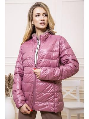 Куртка цвета пудры   5663889