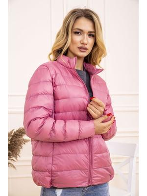 Куртка розовая | 5663890