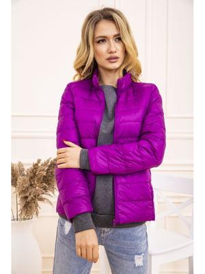 Куртка фиолетовая | 5663892