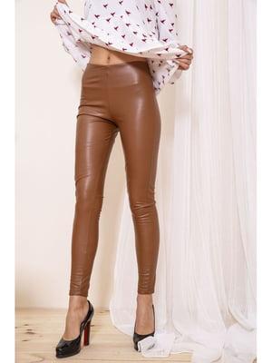 Легінси коричневі | 5663899