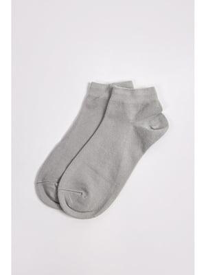 Шкарпетки сірі | 5663916