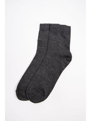 Носки грифельного цвета | 5663921